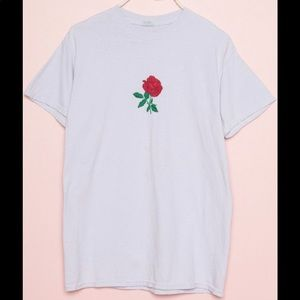 Kaitlin rose embroidered top